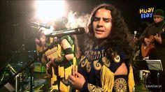 Alborada en vivo - Mi desventura - Tuntuna  - Saya caporal 2014