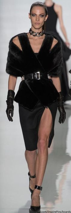 Fall 2013 Ready-to-Wear Michael Kors