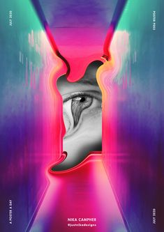 Trippy graphic designs Graphic Design Trends, Graphic Design Posters, Graphic Art, Creative Art, Creative Design, Trippy Designs, Psychedelic Art, Abstract Styles, Collages