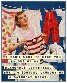 Motherhood is hard. This is why we need mom jokes. And the reason you will supposedly pee your pants from laughter is because these mom jokes are true. This post was created with love…More Retro Humor, Humor Vintage, Retro Funny, Funny Vintage, Retro Ads, Housewife Humor, Retro Housewife, Georg Christoph Lichtenberg, Pin Up
