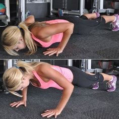 Work those hard to reach back muscles that are so important for your strength and spinal health with these 6 moves. Head to the gym and grab a heavy pair of dumbbells that banish back fat and will give you that sculpted, sexy back you've always wanted!