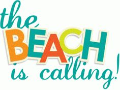 Silhouette Design Store - View Design #44047: the beach is calling