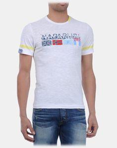 Napapijri Men Short sleeve t-shirt - Official Online Store