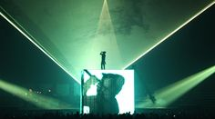 watch the throne tour - creative direction and set design by Es Devlin & Kanye West