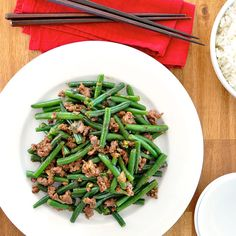A seriously tasty Japanese home cooking meal made with readily available ingredients {15 minute meal}.