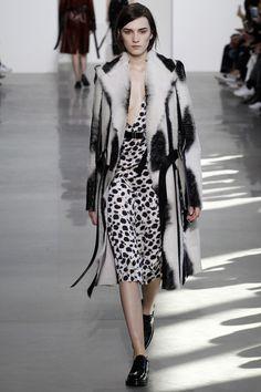 Calvin Klein Collection Fall 2016 Ready-to-Wear Fashion Show - Irina Djuranovic