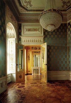 Albertina Royal Apartments Vienna | Albertina Royal Apartments - Writing room of Archduke Friedrich (Schreibzimmer von Erzherzog Friedrich)
