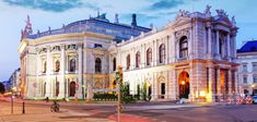 Top cultural attractions to see in Vienna, Austria Stuff To Do, Things To Do, Top Tours, Destinations, Hotels, National Theatre, Night Photos, Travel Tours, Tour Guide
