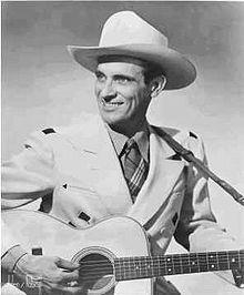 Ernest Tubb , singer/songwriter, born in Crisp, Tx.