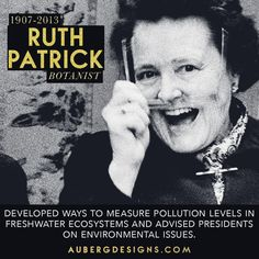 #ScienceSunday 2015 Roundup Ruth Patrick