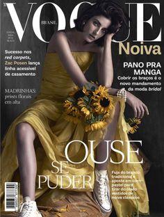 Cris Herrmann | Vogue Brasil Noiva Spring 2014 (Photography: Zee Nunes; Styling: Karine Vilas Boas)