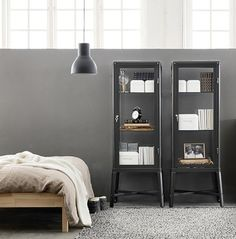 Vitrineskap Fabrikör fra IKEA - 1 skap - 15 stiler 14