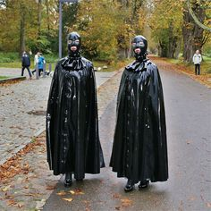 Latex, Rain Cape, Heavy Rubber, View Photos, Black Backgrounds, Videos, Raincoat, Darth Vader, Photo And Video