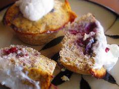 Blueberry Quinoa Mini Bakes