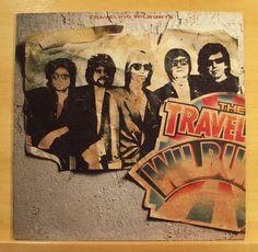 TRAVELING WILBURYS - Same - Vinyl LP - Dylan Harrison Petty Orbison Lynne - RARE