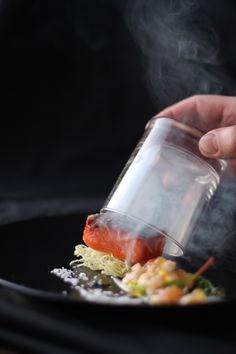 Andrei Shmakov - The ChefsTalk Project Wine Recipes, Gourmet Recipes, Pub Food, Mets, Molecular Gastronomy, Creative Food, Food Presentation, Food Plating, Food Design