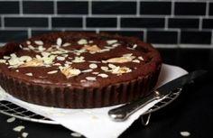 Die Schoko-Glücksformel: Birnen-Schokoladen-Tarte | The Stepford Husband