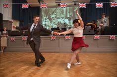 // Swing Patrol. Swing dance classes and social events all over London.