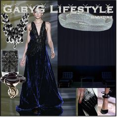 """GabyG on Fri, Feb 15th, Evening "" by gabyg on Polyvore"