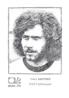 #94: Paul Breitner, West Germany