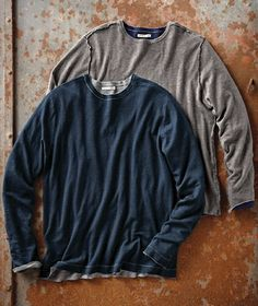 Carbon2Cobalt Counterpoint Cashmere Sweater