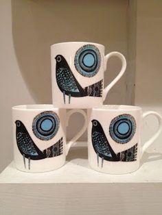 Wonderful! One of three mug designs from Jane Ormes - coming soon!