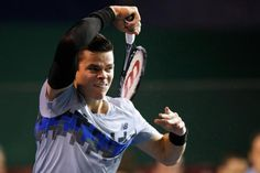 Milos Raonic Stuns Roger Federer in Paris-Bercy to Keep London Dream Alive!