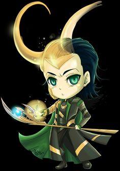 Loki anime lol