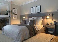 Home Decor Bedroom, Dream Bedroom, Master Bedroom, Modern Rugs Uk, Home Interior, Interior Design, New Beds, Cheap Home Decor, Home Remodeling