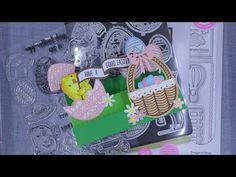 Tonic Studios Egg-Cellent Easter Showcase & Summer Fun Staggered Card Tutorial! So Adorable!! - YouTube Summer Fun, The Creator, Lunch Box, Easter, Studios, Egg, Cards, Youtube, Eggs