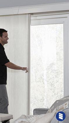 The Best Vertical Blinds Alternatives For Sliding Glass Doors Blinds Com Sliding Glass Door Window Treatments Sliding Glass Door Treatments Sliding Glass Door Window