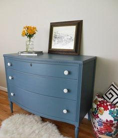 paint is an easy, cost-effective and super-cute strategy to refresh tired pieces. Watch me prove it seven times.