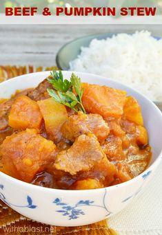 Beef stews, Stew and Crockpot on Pinterest