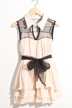 Cream dress. My cousin @Rosalie Conroy would look gorgeous in this!