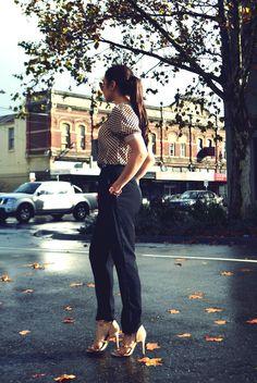 Michelle's Style File | Melbourne fashion blog | Australian street style: Gingerbread Shop