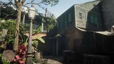Red Dead 2 Fence Location Guide: Here's Where To Sell Your Stolen Items Brick Archway, Horse Fencing, Where To Sell, Small Trailer, Private Property, Red Dead Redemption, Green Building, Bright Green, The Locals