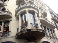 Barcelone architecture
