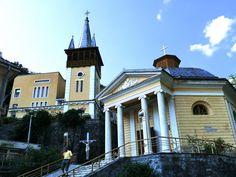All sizes | Baile Herculane : Biserica Romano-Catolica ''Preasfânta Treime'' | Flickr - Photo Sharing!