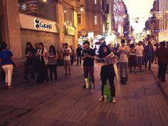 Istanbul, 18 giugno 2013.