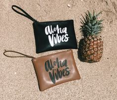 ": ℱashion love with [ᏦI•ᎬᏞᎬ]'S Ꭿloha Vibes wristlets. Our new tan ➕ black vegan leather wristlets are available in the Trend Accessories department at Nordstrom Hawaii.   And for Nordstrom card holders and all who love to shop [ᏦI•ᎬᏞᎬ] and #nordstrom, these wristlets are available Direct Online. Search ""KI-ELE"" at WWW.NORDSTROM.COM"