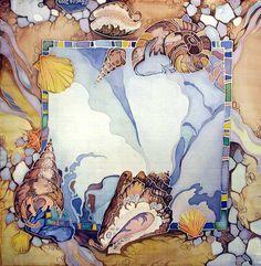 Batik Art, Batik Prints, Art Prints, Lotus Art, Butterfly Painting, Silk Art, Fabric Painting, Abstract Pattern, Textile Art