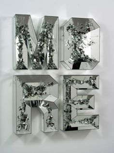 MORE (shattered pour) by Doug Aitken 2013 now up at 303 Gallery