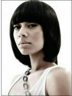 Awesome Mushroom Bob Hair Amp Beauty That I Love Pinterest Bobs And Hairstyle Inspiration Daily Dogsangcom
