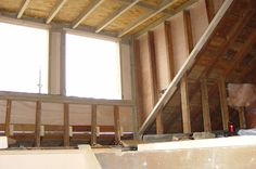 dormer section detail insulation - Google Search