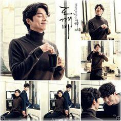 Goblin:The Lonely and Great God Kwon Hyuk, Jang Hyuk, Goblin Korean Drama, Ji Eun Tak, South Korea Seoul, Korean Drama Quotes, Kim Go Eun, Yook Sungjae, Gong Yoo