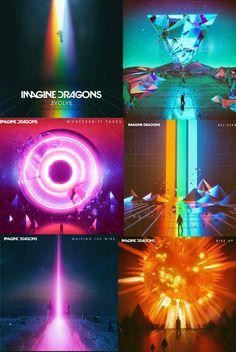 Bilderesultat for imagine dragons album