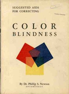 Color Blindness, Euclid-inspired cover