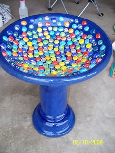 What Kind Of Paint Do You Use On Concrete Bird Baths Pinterest Concrete Bird Bath Concrete