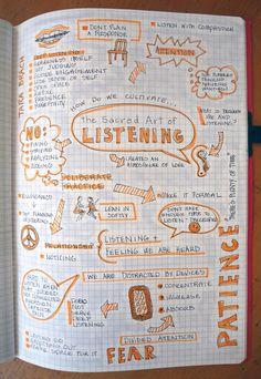 Pattie Belle Hastings | The Sacred Art of Listening | Flickr
