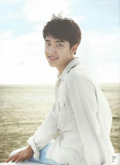 #DearHappiness #Holiday #EXO #DO (D.O.)